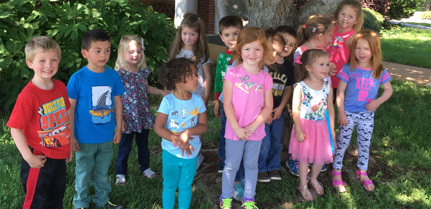 Exploring our Place in God's WorldUnity Preschool