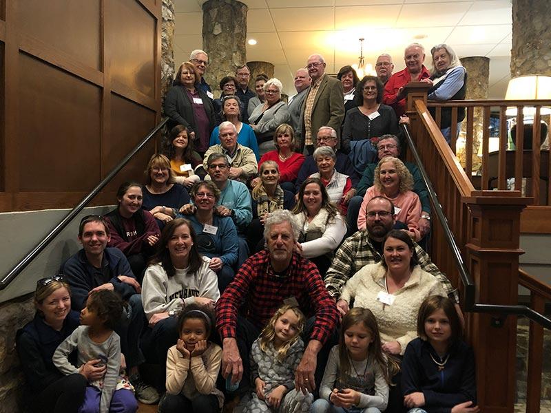 Unity Presbyterian Group Photo