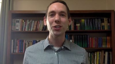 A Video from Pastor David
